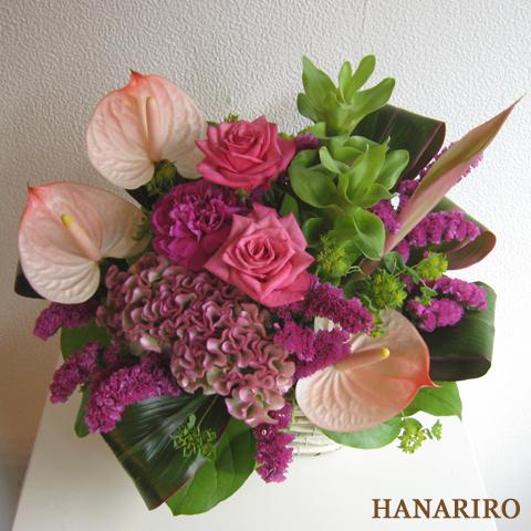 20090916 f2 花RiRoフラワーギフトコレクション。 20090916 02