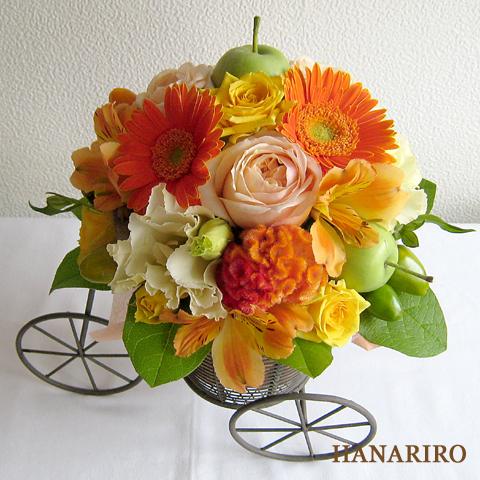 20091029 f3 花RiRoフラワーギフトコレクション。 20091029 03