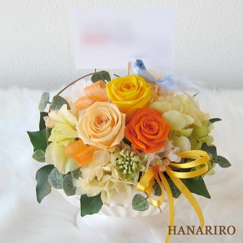 20100830 f1 花RiRoフラワーギフトコレクション。  20100830 01