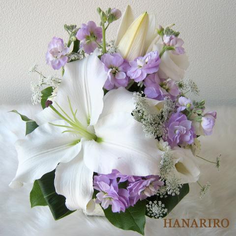 20110118 f1 花RiRoフラワーギフトコレクション。  20110118 01