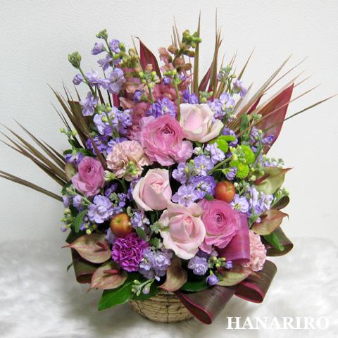 20110124 f3 花RiRoフラワーギフトコレクション。  20110124 03