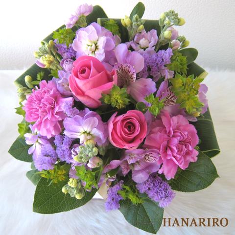 20110202 f2 花RiRoフラワーギフトコレクション。  20110202 02