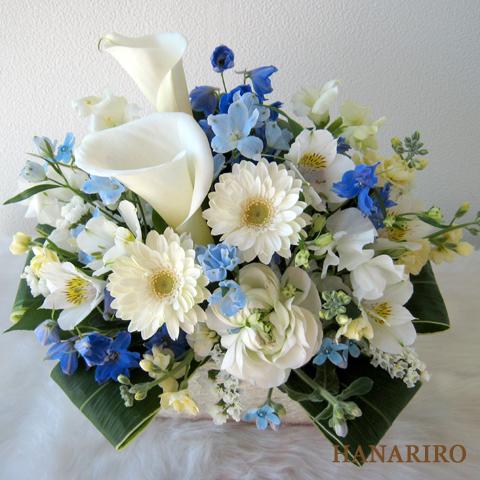 20110209 f2 花RiRoフラワーギフトコレクション。  20110209 02