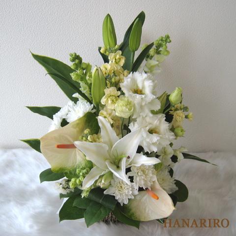 20110408 f2 花RiRoフラワーギフトコレクション。  20110408 02