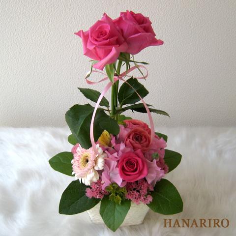 20110412 f3 花RiRoフラワーギフトコレクション。  20110412 03