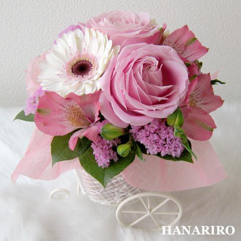 20110418 f2 花RiRoフラワーギフトコレクション。  20110418 02