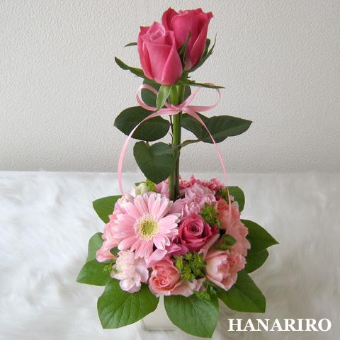 20110526 f2 花RiRoフラワーギフトコレクション。  20110526 02