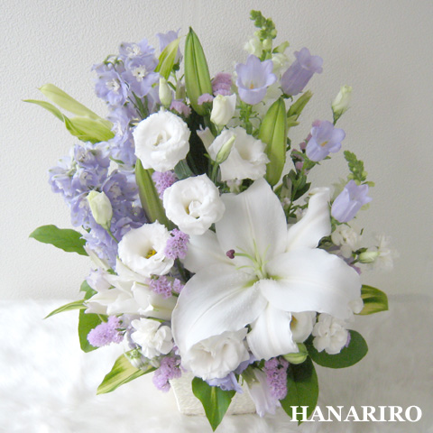 20110607 f2 花RiRoフラワーギフトコレクション。  20110607 02