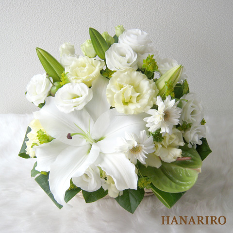 20110725 f2 花RiRoフラワーギフトコレクション。  20110725 02