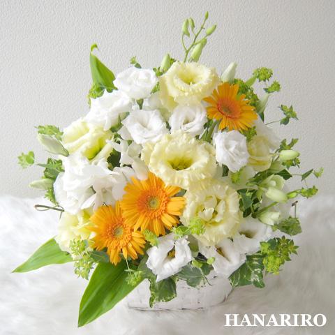 20110916 f2 花RiRoフラワーギフトコレクション。  20110916 02