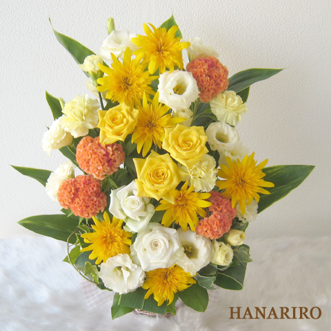 20111004 f3 花RiRoフラワーギフトコレクション。  20111004 3