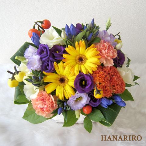 20111010 f2 花RiRoフラワーギフトコレクション。  20111010 2