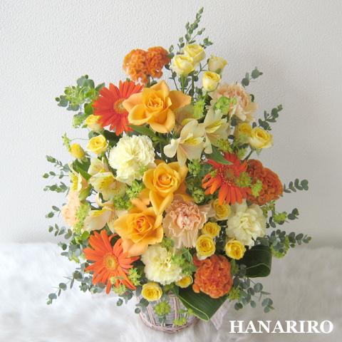 20111012 f3 花RiRoフラワーギフトコレクション。  20111012 3