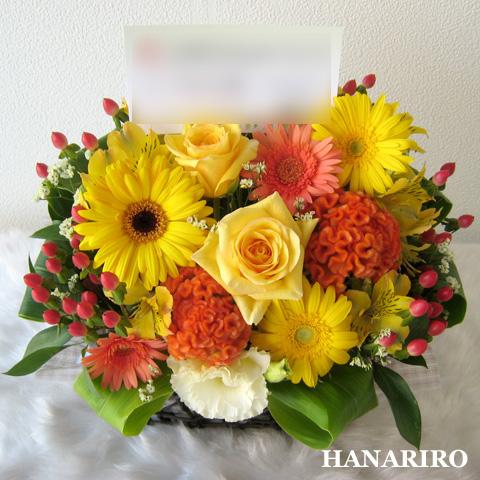 20111017 f2 花RiRoフラワーギフトコレクション。  20111017 2