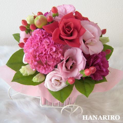 20111018 f1 花RiRoフラワーギフトコレクション。  20111018 1