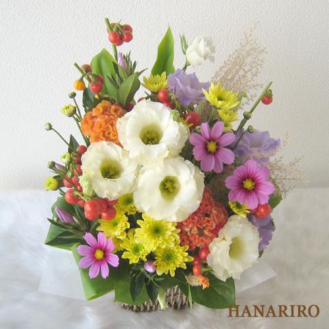 20111021 f2 花RiRoフラワーギフトコレクション。  20111021 2
