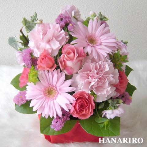20120113 f2 花RiRoフラワーギフトコレクション。  20120113 2
