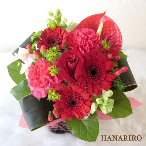 20120124 f2 花RiRoフラワーギフトコレクション。  20120124 2