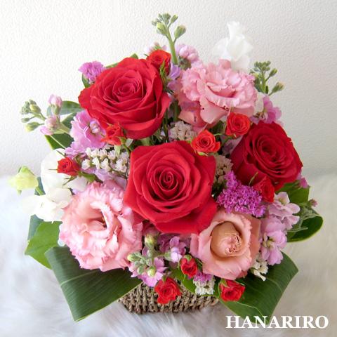 20120213 f3 花RiRoフラワーギフトコレクション。  20120213 3