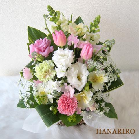 20120214 f3 花RiRoフラワーギフトコレクション。  20120214 3