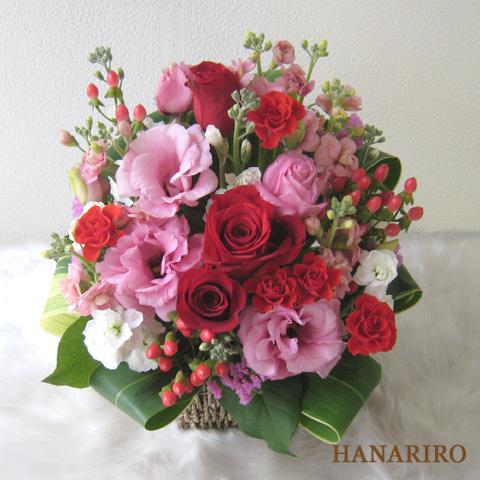 20120217 f3 花RiRoフラワーギフトコレクション。  20120217 3