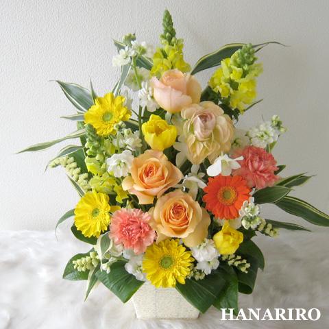 20120405 f1 花RiRoフラワーギフトコレクション。  20120405 1