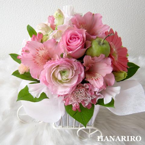 20120413 f2 花RiRoフラワーギフトコレクション。  20120413 2