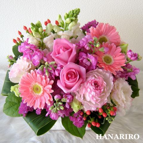 20120416 f3 花RiRoフラワーギフトコレクション。  20120416 3