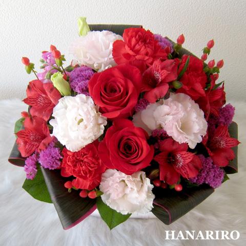 201204174 f3 花RiRoフラワーギフトコレクション。  20120417 3