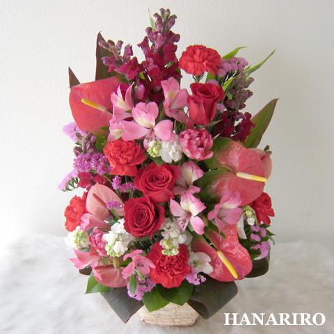 20120423 f3 花RiRoフラワーギフトコレクション。  20120423 3