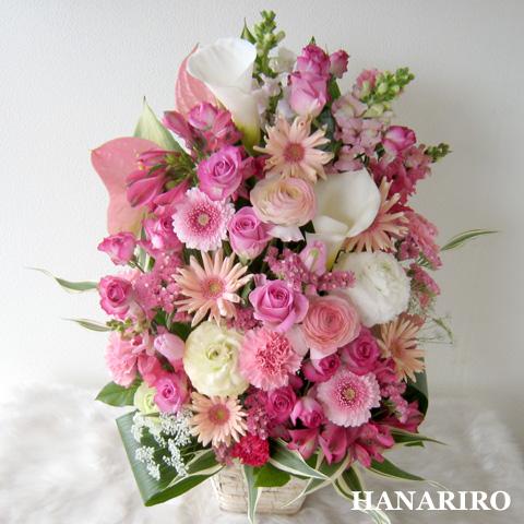 20120430 f1 花RiRoフラワーギフトコレクション。  20120430 1