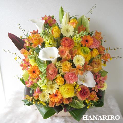 20120430 f3 花RiRoフラワーギフトコレクション。  20120430 3
